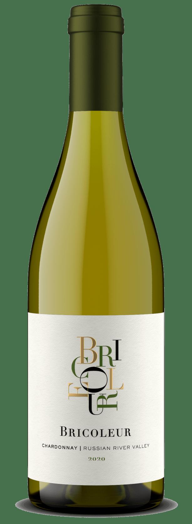 2020 Estate Chardonnay bottle